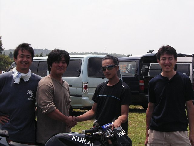 KUKAI SHIN(shinsuke kinoshita)さんと